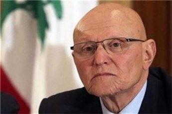 تشکیل کابینه لبنان دشوار است