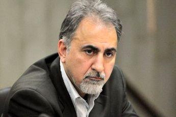نجفی شهرداری تهران را پذیرفت
