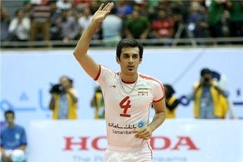 والیبال ایران دیگر به بازیکن خاصی متکی نیست