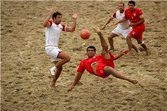 ۱۲ بازیکن به اردوی تیم ملی فوتبال ساحلی دعوت شدند