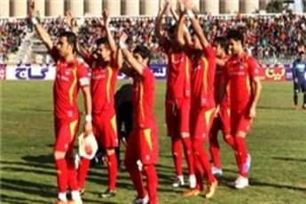 پیروزی فولاد خوزستان مقابل صبای قم