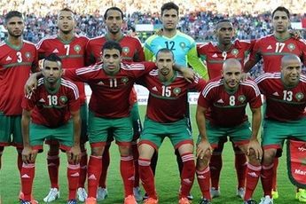 مصاف دوستانه تیم ملی با مراکش