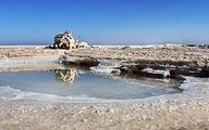 دریاچه ارومیه به تاریخ پیوست + تصاویر