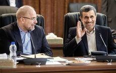 روایت پیرهادی از دیدار خبرساز احمدینژاد و قالیباف