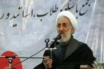 حجت الاسلام صدیقی خطیب اولین نماز جمعه سال ۹۳