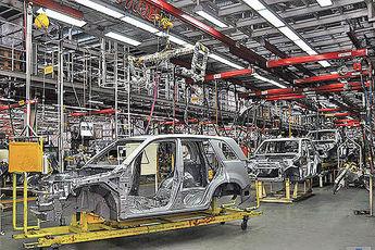 نیمی از قطعات متنوع لوازم یدکی خودرو، چینی است