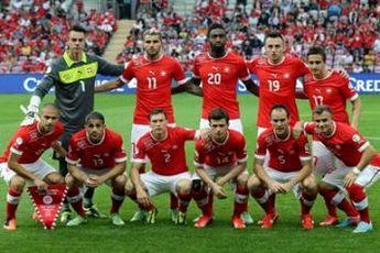 فهرست ۲۳ نفره سوئیس اعلام شد