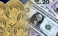 دلار ۳۳۴۵ تومان؛ سکه رکورد یک میلیون تومان را زد