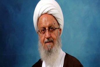 سخنان آیت الله مکارم شیرازی در دفاع از حوزه علمیه