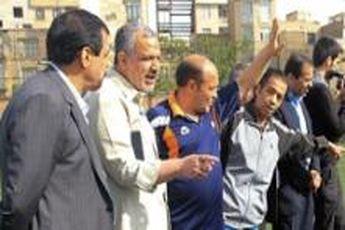 بازدید رئیس شورای شهر تهران از فدراسیون ورزش های ناشنوایان