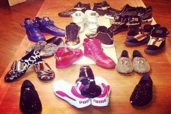 کلکسیون کفش های خاص بالوتلی + عکس