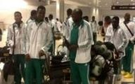 آمیسیماکا: نیجریه برای خوشگذرانی به برزیل می رود / خوش شانس باشیم ایران و بوسنی را می بریم
