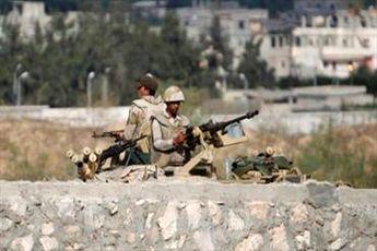 استقرار ارتش اسرائیل در مرز فلسطین اشغالی و مصر