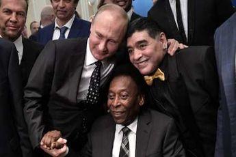 عدم شرکت پله در جام جهانی روسیه به علت بیماری
