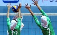 تیم ملی والیبال دختران در صدد برگزاری اردو