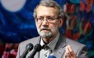 انتقاد لاریجانی از تعلل در استفاده از ظرفیت بلوار پیامبر اعظم(ص)