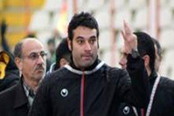 نظر محمدی: پرسپولیس را در محوطه جریمه اش حبس کردیم / مقصر باخت من هستم