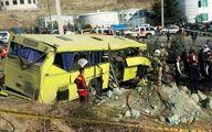 عمدی بودن حادثه واژگونی اتوبوس رد شد