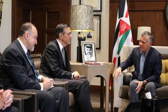 پادشاه اردن خشونت اسرائیلیها علیه فلسطینیان در نوار غزه را محکوم کرد