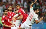 تمجید روزنامه انگلیسی از بازی شجاعانه ایران