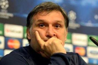 مارتینو: از قرعه ای که نصیب بارسلونا شد خوشحال نیستم