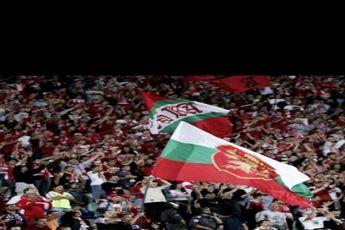 دستگیری ۱۰۹ نفر در دربی شهر صوفیه بلغارستان