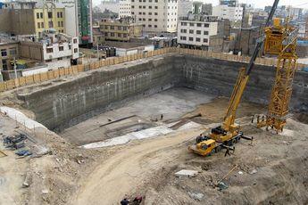 ساخت پلاسکو در20 طبقه طی 2 سال