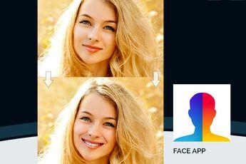 اپلیکیشن تغییر چهره ای که این روزها معروف شده / دانلود face app