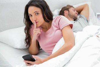 آیا چک کردن همسر کار درستی است؟