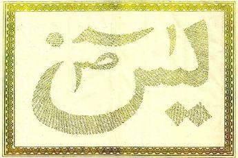 سوره یاسین در کلام امام زمان(عج)