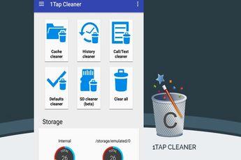 تاریخچه ها و کش تلفن همراهتان را به راحتی پاک کنید / دانلود کنید