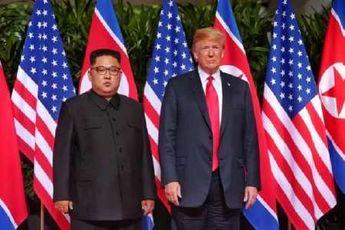 ترامپ و کیم به کشورهای یکدیگر سفر می کنند