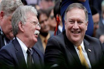 ادامه اقدامات هماهنگ پمپئو و بولتون علیه ایران