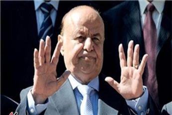 «هادی» با تبریک به رئیسجمهور موقت مصر دردسر خرید