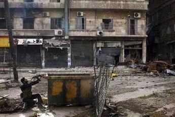 حمله خمپارهای تروریستها به العماره دمشق
