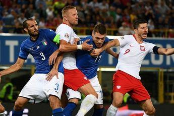هواداران ایتالیا نگران سقوط تیمشان