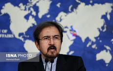 قاسمی: حمله طالبان به شهرهای افغانستان ارتباطی به روابط خوب ایران و افغانستان ندارد