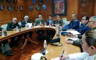 توافق وزرای دفاع ایران و ونزوئلا