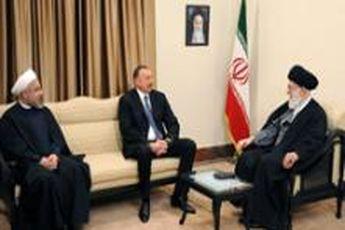 ارتباطات ملت ایران و آذربایجان باید مستحکم تر شود / نباید اجازه داد برخی جریان های افراطی وحدت ملی را منهدم کنند