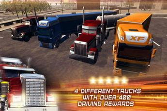 با کامیون و تریلر به مسافرت بروید + دانلود