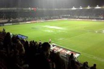 تعویق دیدار تیم جهانبخش به دلیل بارش باران