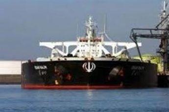 صادرات نفت ایران برای نخستین بار در ۵ ماه گذشته کاهش یافت