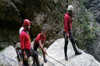 دو کوهنورد مفقودی در گلستان نجات یافتند