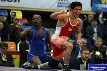 حسین خانی پنجمین طلای ایران را کسب کرد