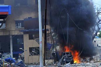 سومالی مورد حمله انتحاری قرار گرفت