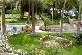 ختم روزانه یک جزء قرآن در پارک «زیبا»