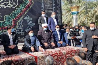 رئیسی:تغییر چهرههای روستا به برکت انقلاب اسلامی