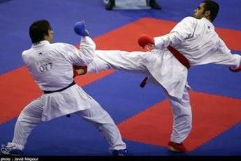 نخعی مدال نقره مسابقات کاراته آلمان را کسب کرد