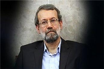 حضور رئیس مجلس در بیت مرحوم آیتالله مدنی تبریزی