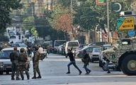 تیراندازی در بیروت